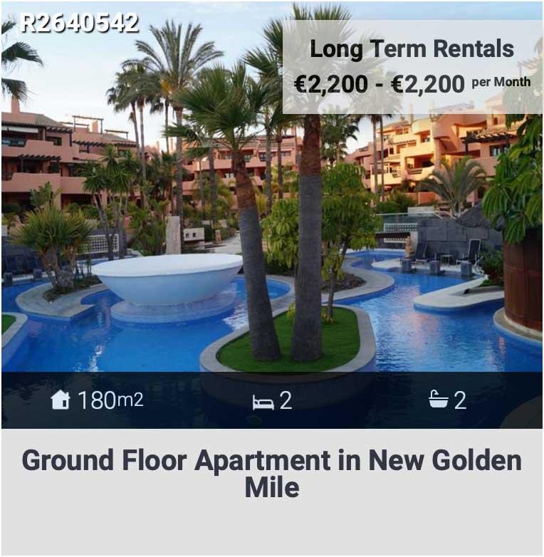 Apartment in New Golden Mile, Costa del Sol