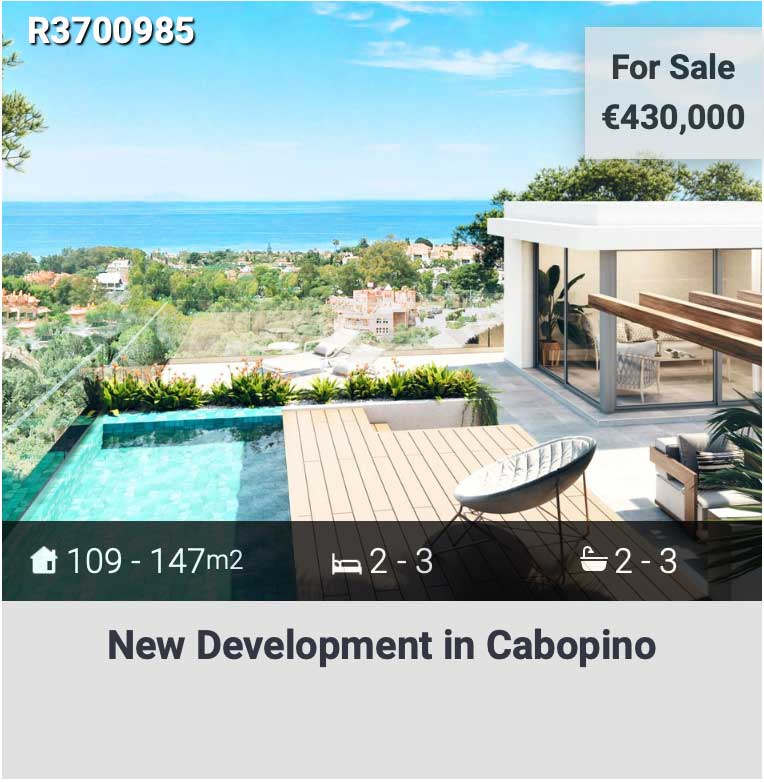 Apartment in Cabopino, Costa del Sol