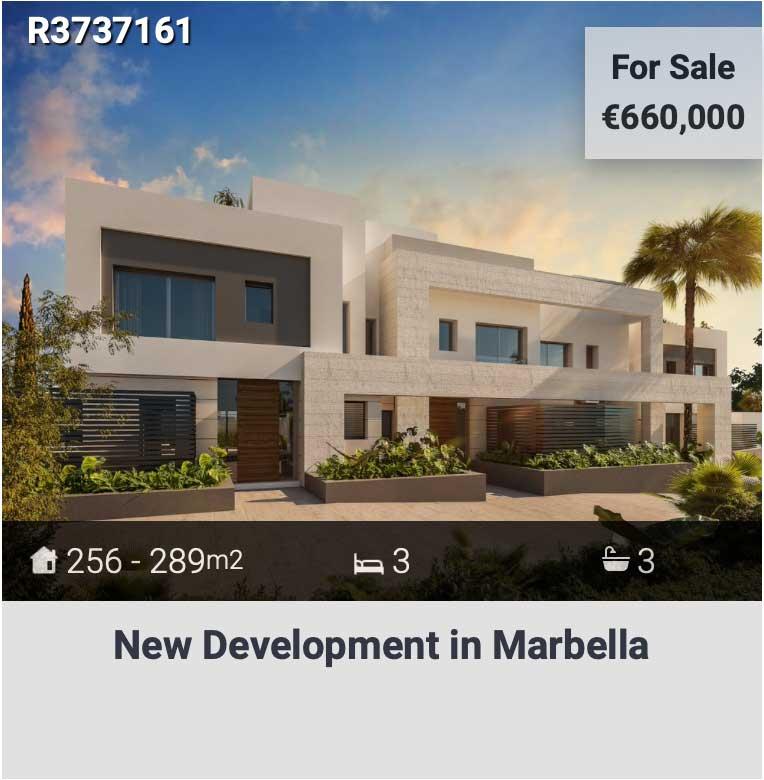 House in Marbella, Costa del Sol