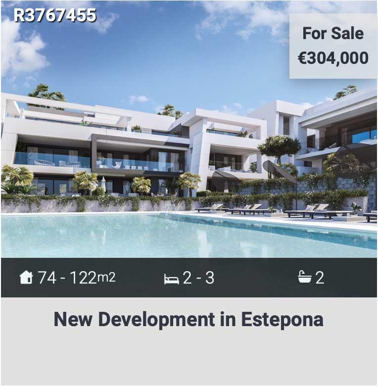 Apartment in Estepona, Costa del Sol